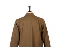Flap Pocket Brown
