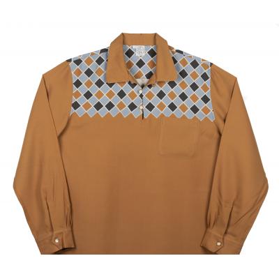 Pullover Argyle Diamond
