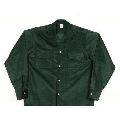 Corduroy Green