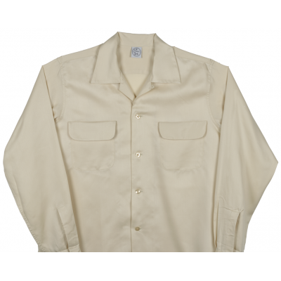 Flap Pocket Beige